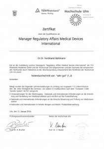 Zertifikat Hochschule Ulm_MRAMD Int_dt_11 01 2016