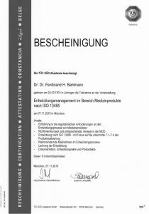 entwicklungsmanagement-im-bereich-medizinprodukte_zertifikat-tuev-sued_07-11-2016
