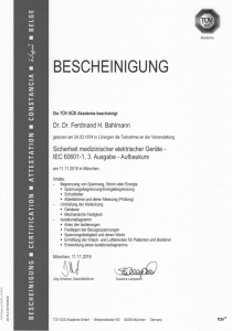 sicherheit-medizinischer-elektischer-geraete_aufbaukurs_zertifikat-tuev-sued_11-11-2016